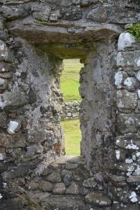 Trumpan Church Window