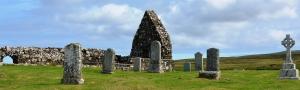 Ruins of Trumpan Church and Yard