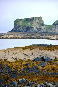 Ruins of Dunscaith Castle