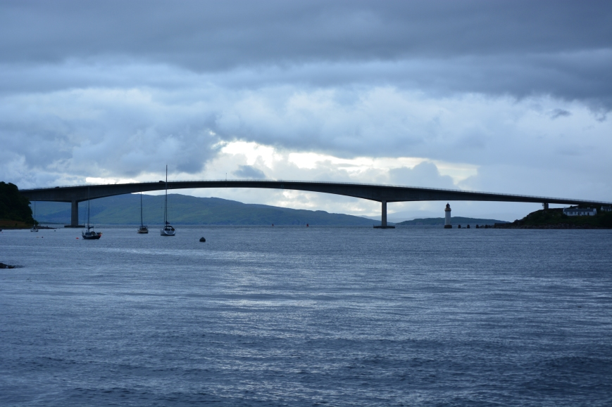 The bridge to Skye