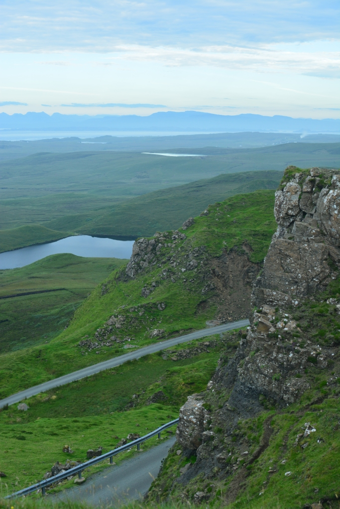 Road up to the Quiraing