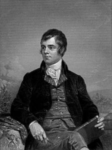 Robert Burns portrait from Duyckinick, Evert A. Portrait Gallery of Eminent Men and Women in Europe and America. New York: Johnson, Wilson & Company, 1873. Courtesy of the University of Texas Libraries, The University of Texas at Austin.