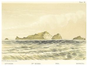 SETON(1878)_-_(3)_THE_ISLANDS_OF_ST._KILDA_-_LEVENISH,_ST._KILDA,_SOA_AND_BORRERA